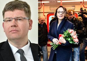 Podle Jiřího Pospíšila nebyla éra primátorky Krnáčové pro Prahu příliš šťastnou.