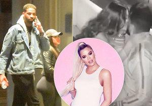 Khloé Kardashian porodila dceru nevěrníkovi! Partner ji v těhotenství podvedl pětkrát