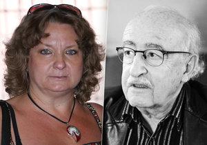 Partnerka zesnulého Herze (†83) Hudečková: Pohřeb nebude, chystám jen slavnost!