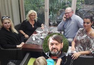 Matka Monika Štiková urazila celou svou rodinu, včetně Josefa Kokty.