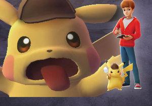Detective Pikachu je příjemnou hrou pro handheldy Nintendo 3DS a Nintendo 2DS.