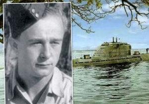 Ponorku potopili Čechoslováci sloužící v RAF!