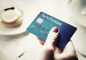 Paypal platební karta