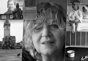 Alena Vykulilová se fotografování věnuje přes 40 let. Fotografování je její celoživotní vášeň.