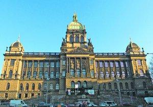Historická budova Národního muzea se v říjnu otevře veřejnosti. Symbolicky v předvečer vzniku republiky.