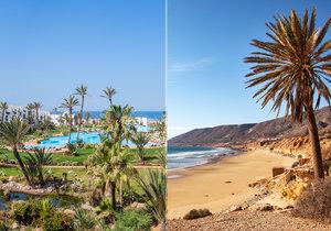 Agadir, perla Maroka