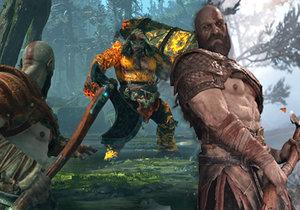 God of War je cennou exkluzivitou pro PlayStation 4. Jde o výbornou řežbu, kterou by si žádný hráč neměl nechat ujít.