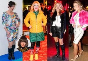 Františka vybrala nejhorší outfity uplynulého čtvrtletí.