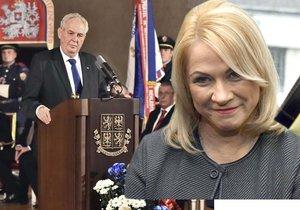 """""""Je nepříčetný."""" Kdo navrhl Janu Nagyovou na státní vyznamenání?"""