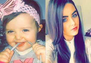 Dexy Leigh Walsh přišla o dceru kvůli plyšákovi.
