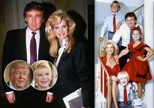 Ivana Trump ve své knize odhalila intimní detaily na exmanžela Donalda.