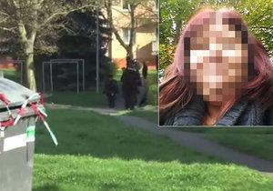 Policie zatkla ženu, která se doznala k tomu, že vyhodila novorozeného syna do kontejneru.