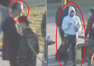 Otřesné záběry: Policie hledá mladíky, kteří v Butovicích surově ztloukli dva muže