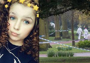 Viktorii (†14) znásilnili a zavraždili v parku: Nechutný útok na rodiče!