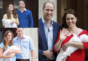 Jak to, že Kate po porodu vypadá odpočatě? Byl to hypnoporod.