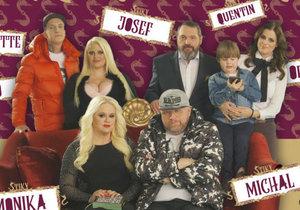 Rodina Štikových a Koktových