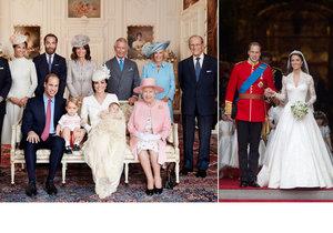 William a Kate slaví 7. výročí svatby.