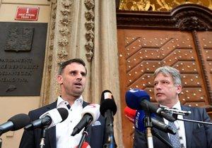 Demise pěti oranžových ministrů skácí celou Babišovu vládu, požaduje ČSSD