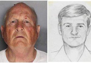 Kalifornie ohlásila dopadení sériového vraha ze 70. a 80. let.