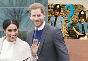 Princ Harry odtajnil, kdo mu půjde za svědka.
