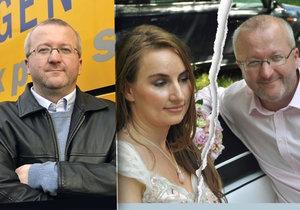 U soudu v Brně probíhá stání o pětimilionové výživné. To požaduje po Radimu Jančurovi jeho exmanželka Markéta.