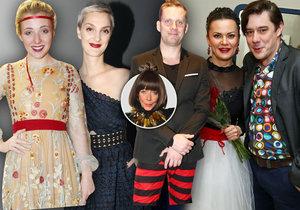 Františka hodnotí outfity na filmových premiérách