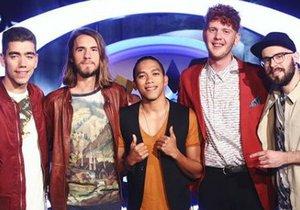Porota vybrala pět zpěváků, kteří postoupili do finále SuperStar.