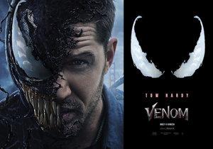 Venom: Temnota pohltí Toma Hardyho v novém filmu z dílny Marvelu.