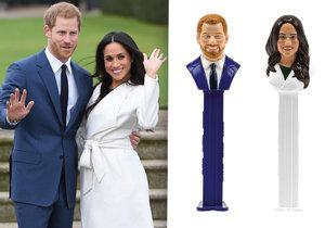 Speciální edice bonbonů pro prince Harryho  a Meghan