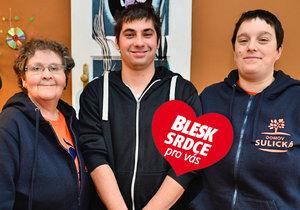Tři příběhy lidí s mentálním postižením: Našli jsme nový domov...Sulická!