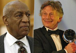 Komik Cosby a režisér Polanski byli vyloučeni z oscarové akademie.