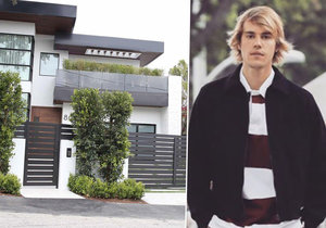 Justin Bieber si pořídil  nový dům.