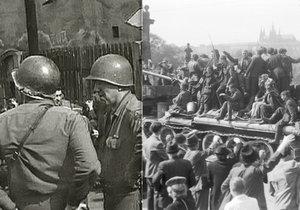 8. května 1945 skončila II. světová válka.