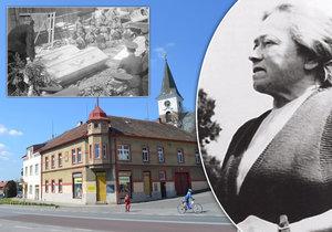 Slavné lékařce vyvraždili nacisté celou rodinu.