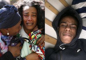 Rappera Rhyhiema zastřelili přímo na ulici.