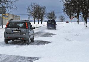 Zima hlásí návrat: V týdnu bude sněžit, teploty spadnou až k –9 °C