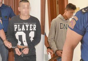 Mladíci skončili za brutální vraždu Ukrajince(†29) před soudem.