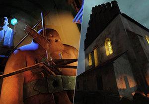 Hra Golem VR je nejen českým, ale i evropským unikátem. Vyzkoušet si ji můžete od května v hračkářství Hamleys.