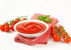 Test Blesku - rajčatové protlaky