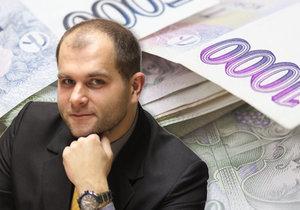 Viktor Rossmann o investičním pojištění.