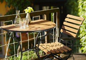 Balkónový skládací stolek PARKLIFE, butlers.cz, 2790 Kč