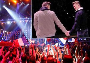 Cenzura a zákaz vysílání v Eurovizi! Skandál kvůli lásce gayů.