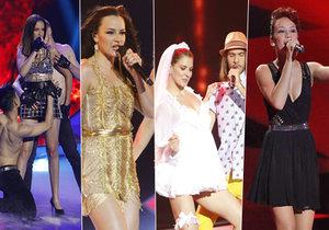 Diváci kritizují, že SuperStar se mění v show pro laciné št*tky.