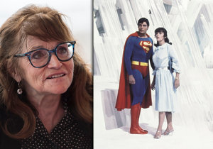 Zemřela Lois Lane ze Supermana.