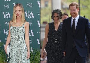 Princ Harry nepozval na svou svatbu sestřenici a modelku Amaliu Windsor.