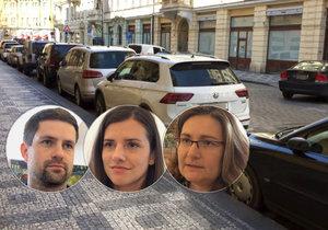 Nová analýza parkování v Praze: Odborníci se shodují, že situace je kritická.