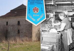 Socialistické podniky a instituce stále v Česku vlastní majetek, i když zanikly (ilustrační foto)