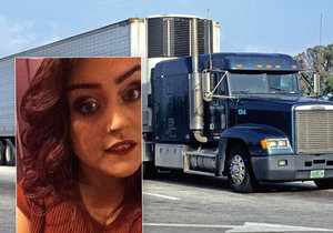 Řidič náklaďáku zabil čerstvou maminku (26)! Vězení se vyhnul, dostal jen mírné tresty.
