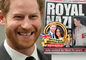 Princovi Harrymu (33) prošli snad všechny jeho průšvihy.