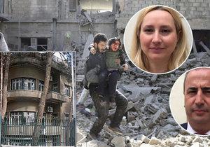 Příběh syrského Kurda Rashida Khalila: Proč kritizuje české velvyslanectví v Damašku?